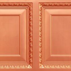 8267 Faux Tin Ceiling Tile - Copper