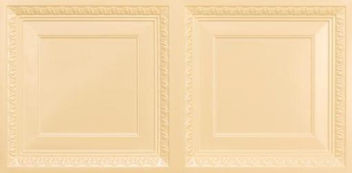 8267 Faux Tin Ceiling Tile - Cream Pearl