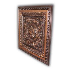 8223 Faux Tin Ceiling Tile - Antique Copper