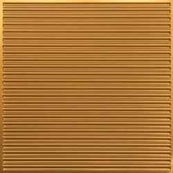 251 Faux Tin Ceiling Tile - Gold