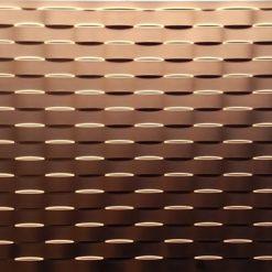Lattice Wall panel - Bronze