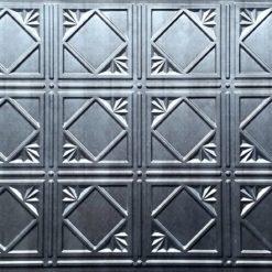 Artnouvo Wall panel - Brushed Silver