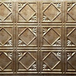 Artnouvo Wall panel - Weathered Bronze