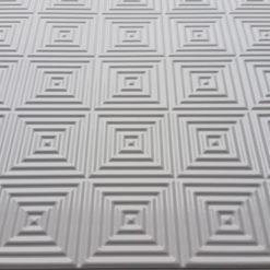 Mini Quadro Wall panel - White Pearl