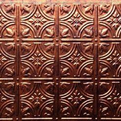 Empire Wall panel - Dark Copper