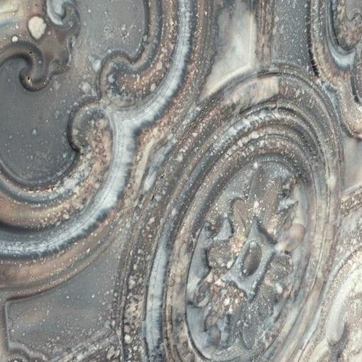 TD50 Faux Tin Ceiling Tile - Reclaimed Tin