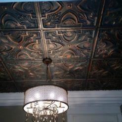TD11 Faux Tin Ceiling Tile