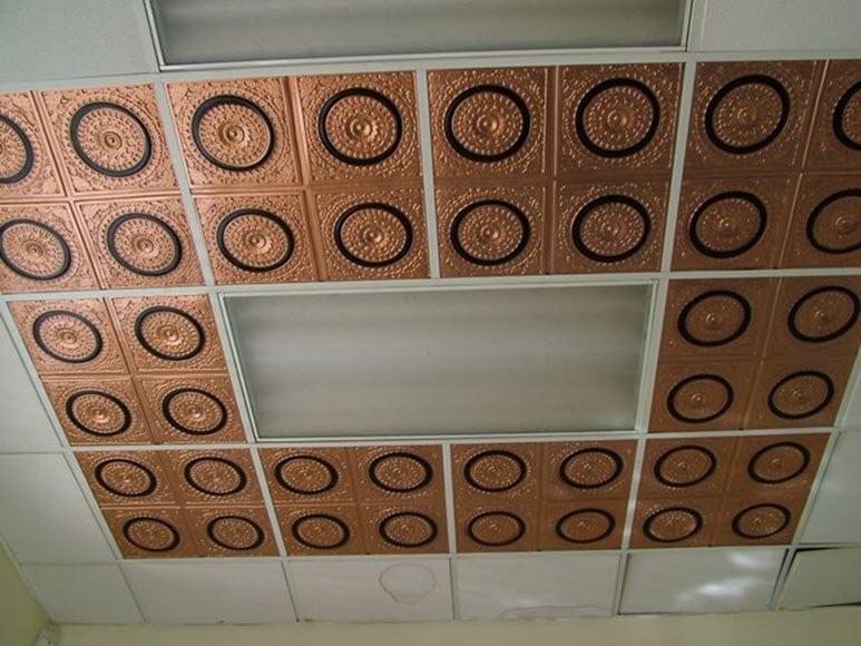 Ceiling Tiles & 3D Wall panels