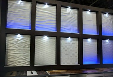 3-d panels