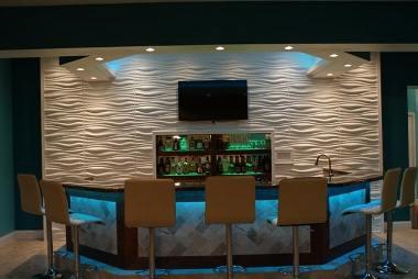 3d wall panels Atlantic City