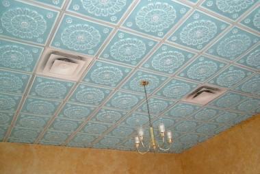 Ceiling tile Wildwood