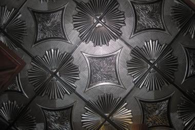 Faux tin ceiling tile Atlantic City