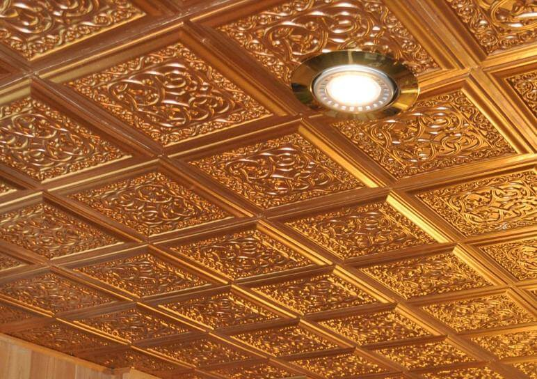 The Best Ceiling Tiles On A Budget 1