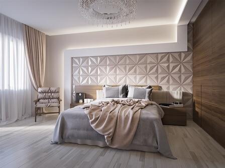 interior 3d wall decoration