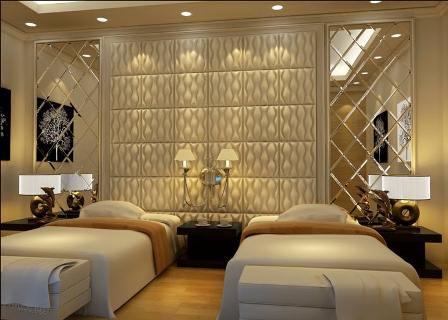 Wall panels in Fort Worth