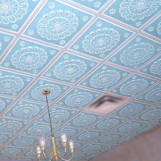 ceiling decor in miami