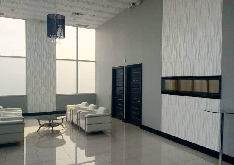 ceiling tiles for spas